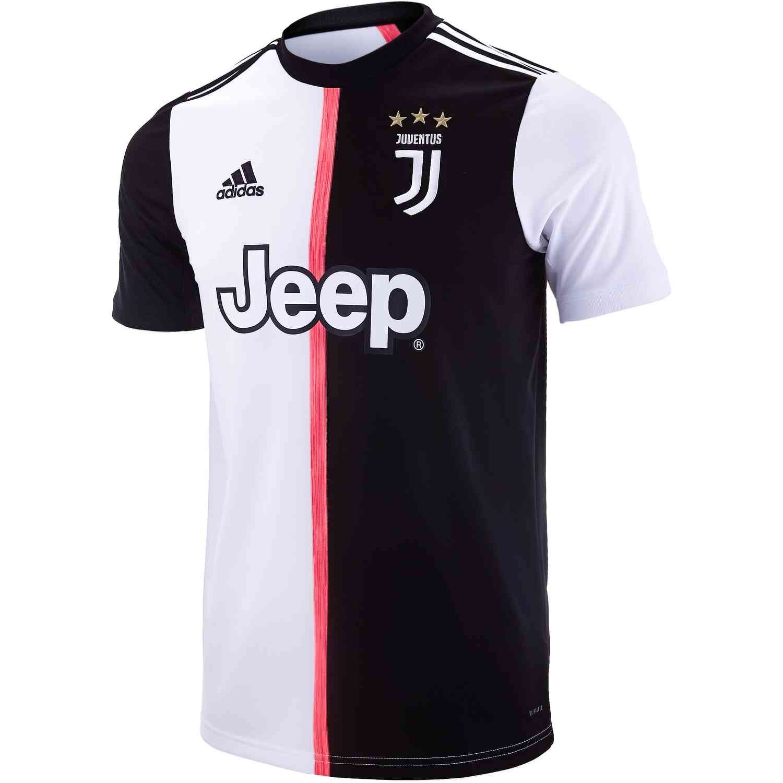 2019 20 Kids Adidas Juventus Home Jersey Juventus Soccer Fan Shirts Soccer Shirts