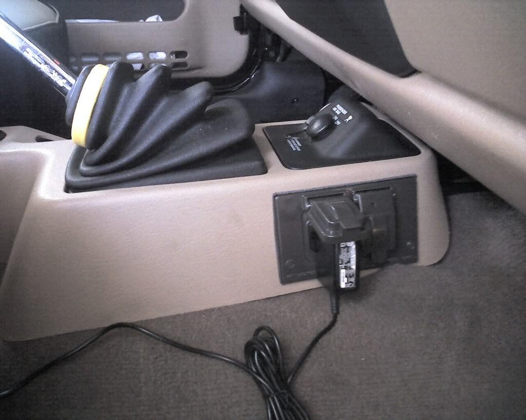 Hardwired Power Inverter Write Up Jeepforum Com Jeep Xj Jeep