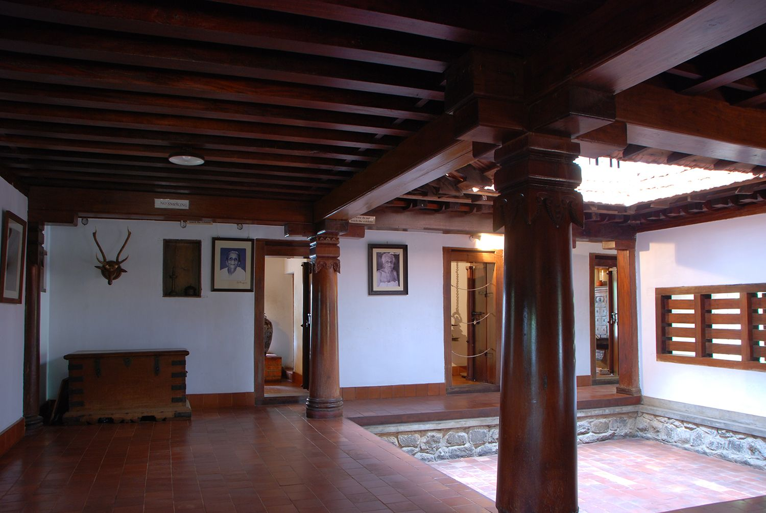 Beautiful Traditional Courtyard Homes In India Are Built Around