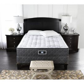 sealy spring free 39 presley 39 eurotop foam sleep set sears canada matelas pinterest sleep. Black Bedroom Furniture Sets. Home Design Ideas