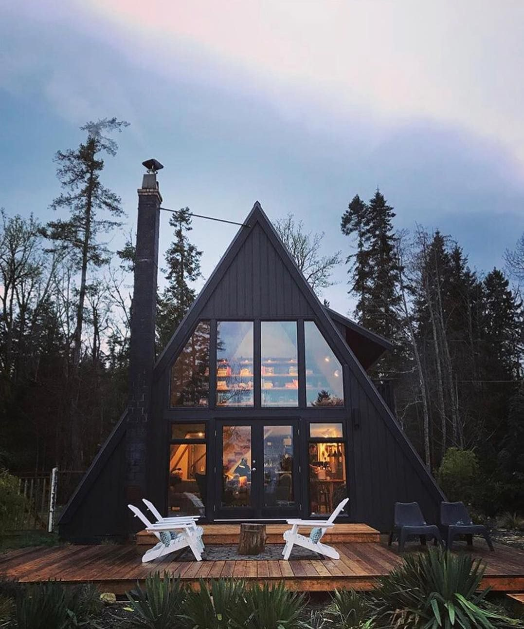 Groovy Book Of Cabins On Instagram Kysthusaframe Download Free Architecture Designs Embacsunscenecom