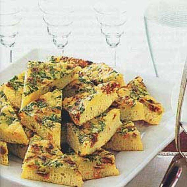 Jalapeño-Cheddar Frittata recipe | Epicurious.com