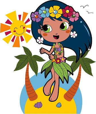 0404bbd5258 Dioses hawaianos Fiesta caribea en 2018 t Hawaiano
