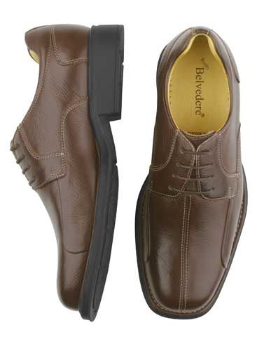 31e0a16e1a Belvedere Bay Bridge Dress Shoes - changed the hubs' life.   For the ...