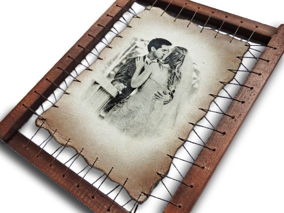 Leather Anniversary Gifts For Her Rare Hand Drawn