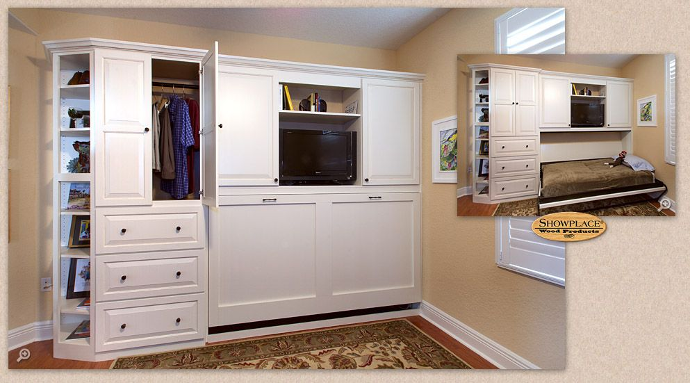 Pin By Showplace Cabinetry On Murphy Wall Beds Showplace