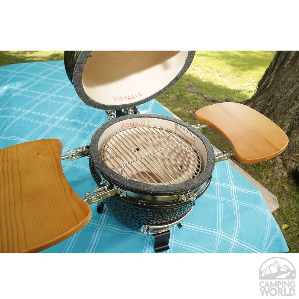 Kamado Kub Ceramic Charcoal Grill Vision Grills P 6k6j1 Charcoal Grills Camping World Camping World Charcoal Grill Kamado