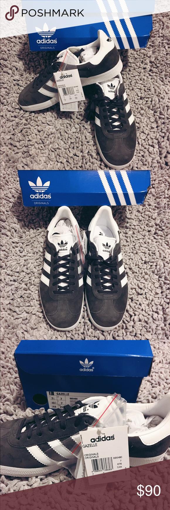 Adidas Gazzella Scarpe E Nwt Adidas Gazzella, Camoscio E Scarpe Scarpe Da Ginnastica Adidas 10be73