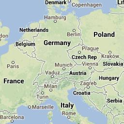 Uk Northern Europe Shore Excursions Viator Netherlands Map Poland Germany Belgium Germany