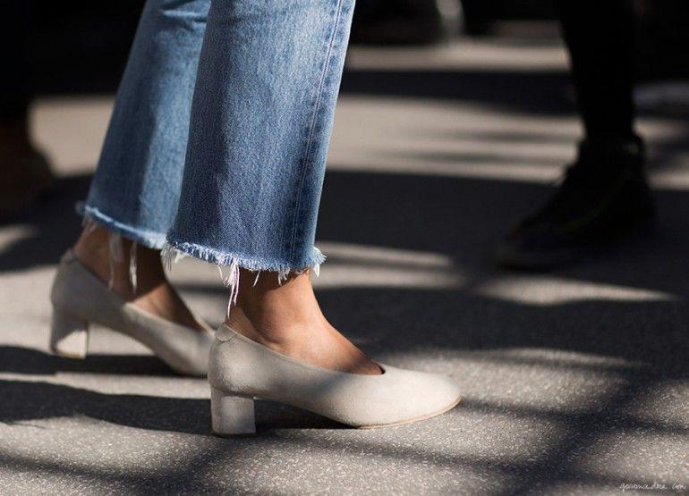 Diy frayed jeans glamur ropa de mujer y zapatos