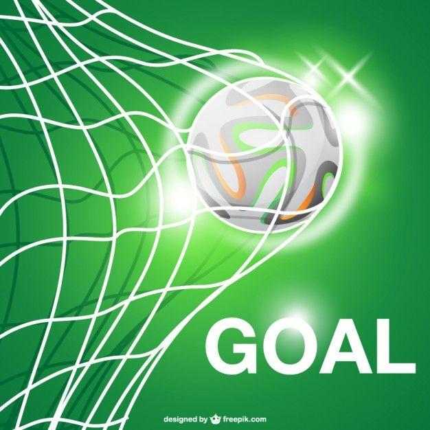 Football goal vector Sport Pinterest Goal and Craft - football powerpoint template