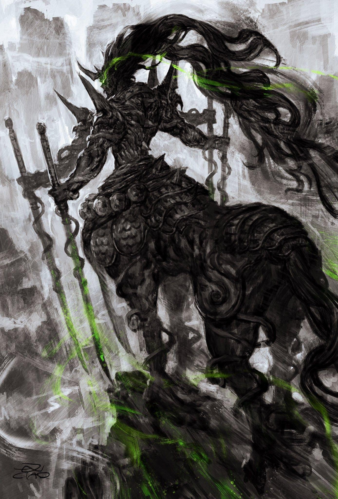 Fate/Neverwinter Night's (Fate Grand Order/Forgotten Realms