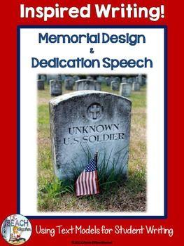 005 Speech Writing and Memorial Design Gettysburg address