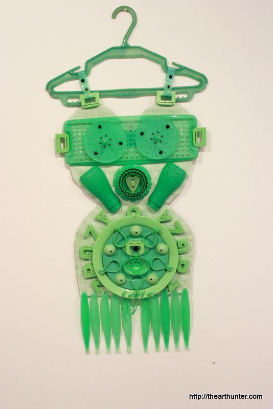 Plastic creations