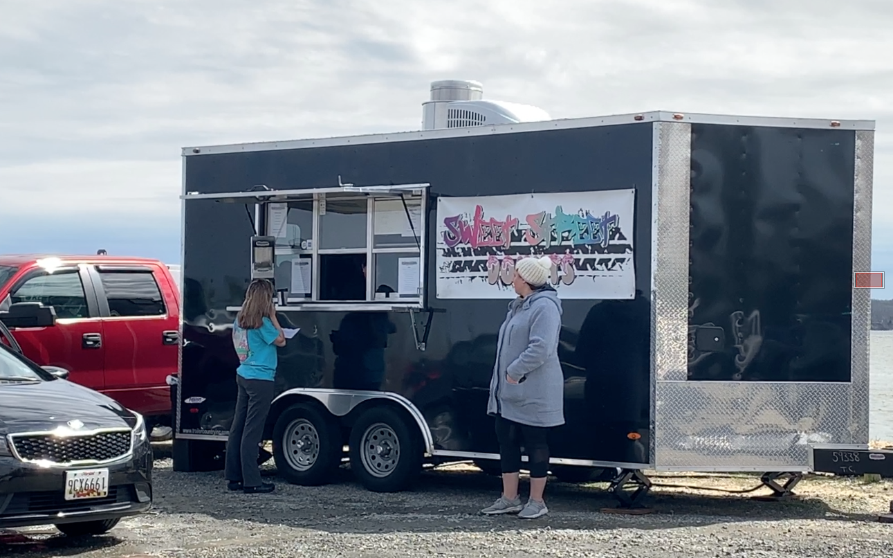 Sweet Street Donuts Food Truck Southern Maryland In 2020 Food Truck St Mary S County Saint Marys