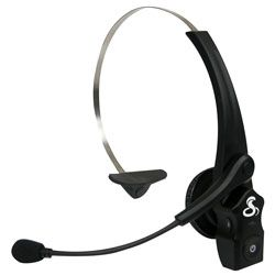 Cobra Cbth1 Headsets Cobra T5 Noise Cancellation Technology Bluetooth Headsets Cobra Deluxe Over The H Noise Cancelling Headset Headset Bluetooth Headset