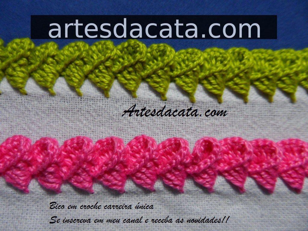 Search For Croche Bico De Croche Modelos De Croche Barrinha