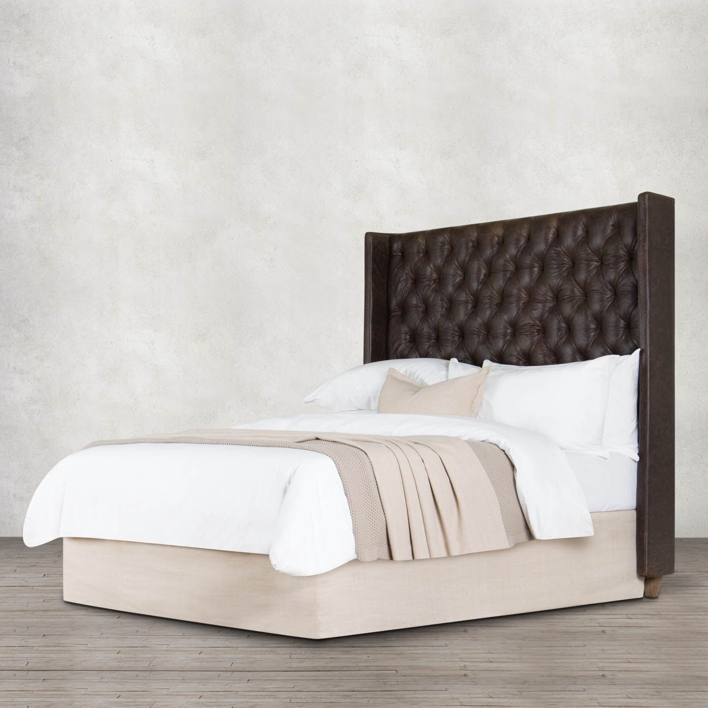 BOXED TUFTED HEADBOARD R14995 BOXED TUFTED HEADBOARD Upholstered For Comfort  This Headboard Is The Prefect Piece