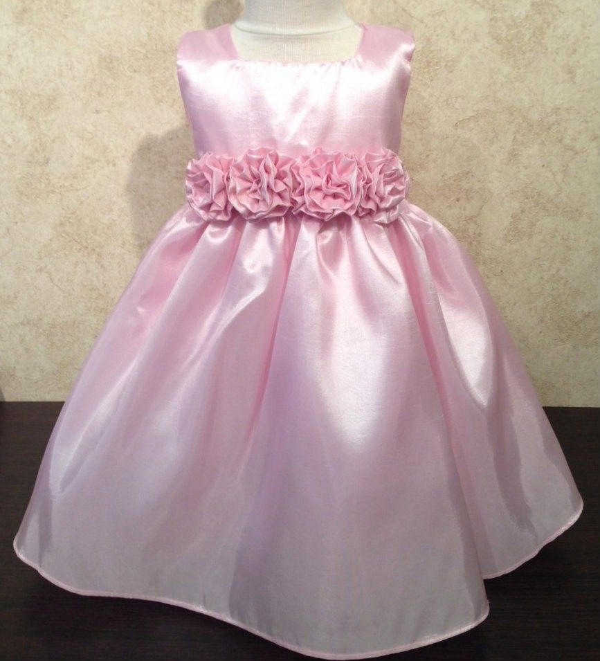 Sugar plum fairy boutique sweet kids pink flower dress