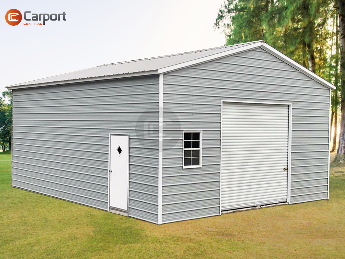 24x30 Prefab Garage Pre Engineered Garage Online Prefab Garages Metal Building Prices Prefab Metal Buildings