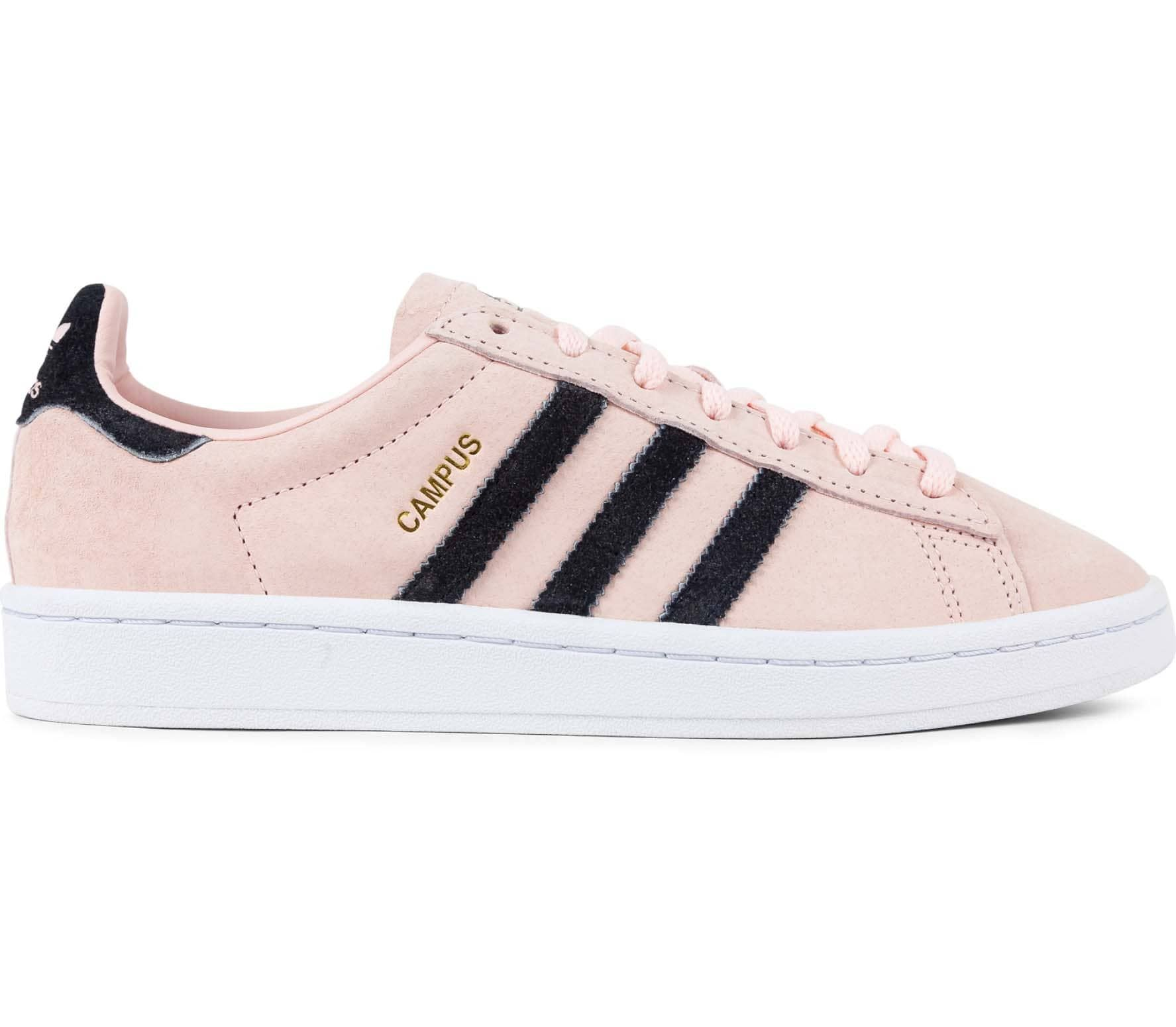 adidas Originals - Campus dames sneakers (roze) | Sneaker ...