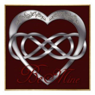 Infinity Heart Meaning Double Infinity Silve Heart 4 Be