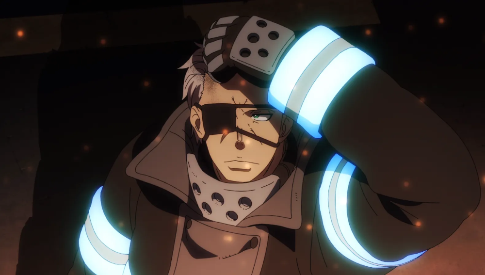 Fire Force Episode 23 & 24 12 Years Ago Gallery (With