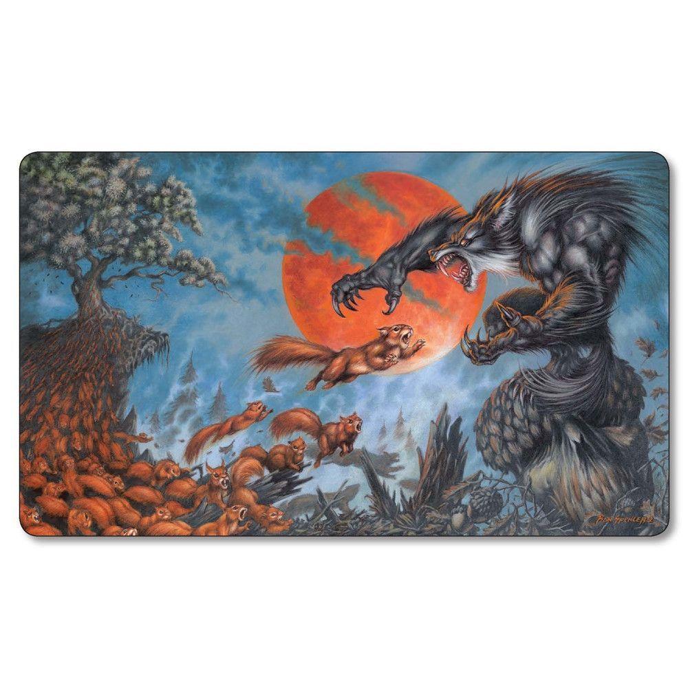 CMYK Print 2MM Thick Table Pad MTG Werewolf Mtg Pl