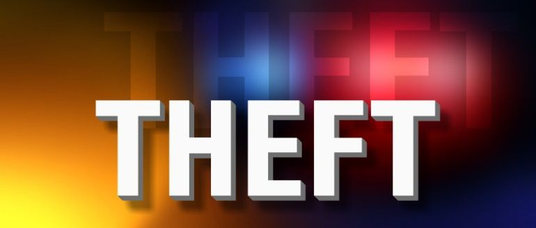 Denton police are investigating a theft anyone with
