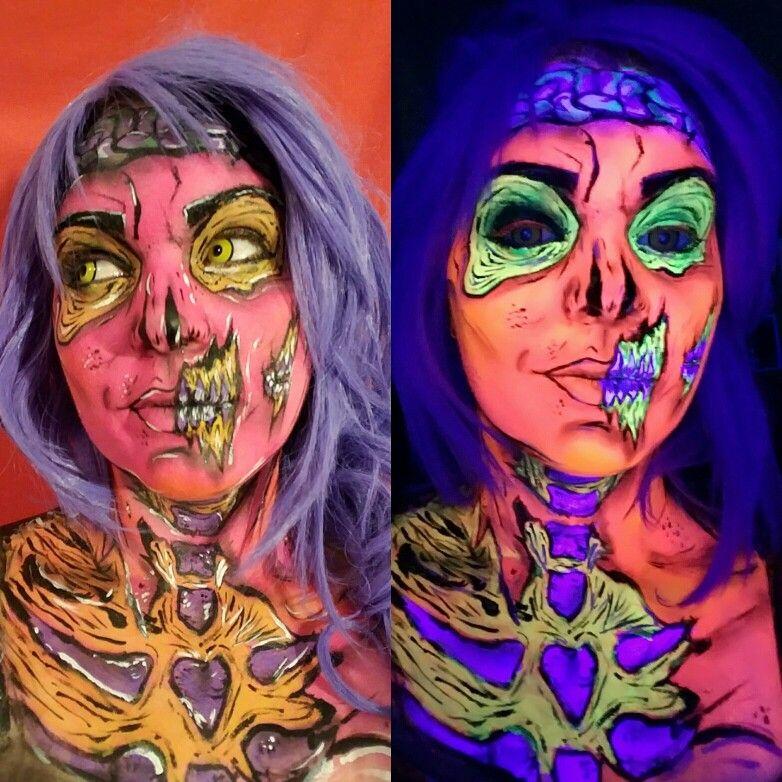 Uv retro pop art zombie Fx lenses are Crow lenses from: http ...
