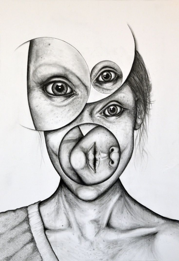 Artfinder monochrome 1 by andy butler pencil and graphite