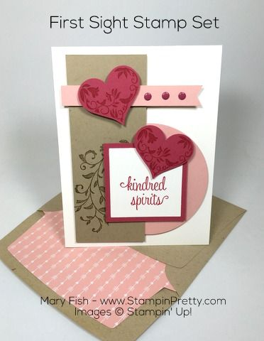 008 Love at First Sight Valentine Card Valentine love cards