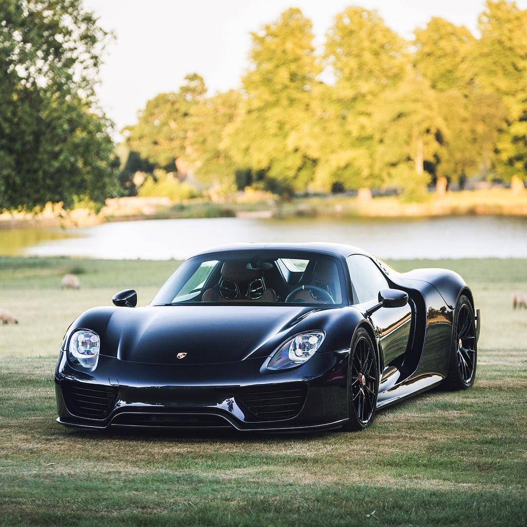 Porsche 918 Spyder 0 60