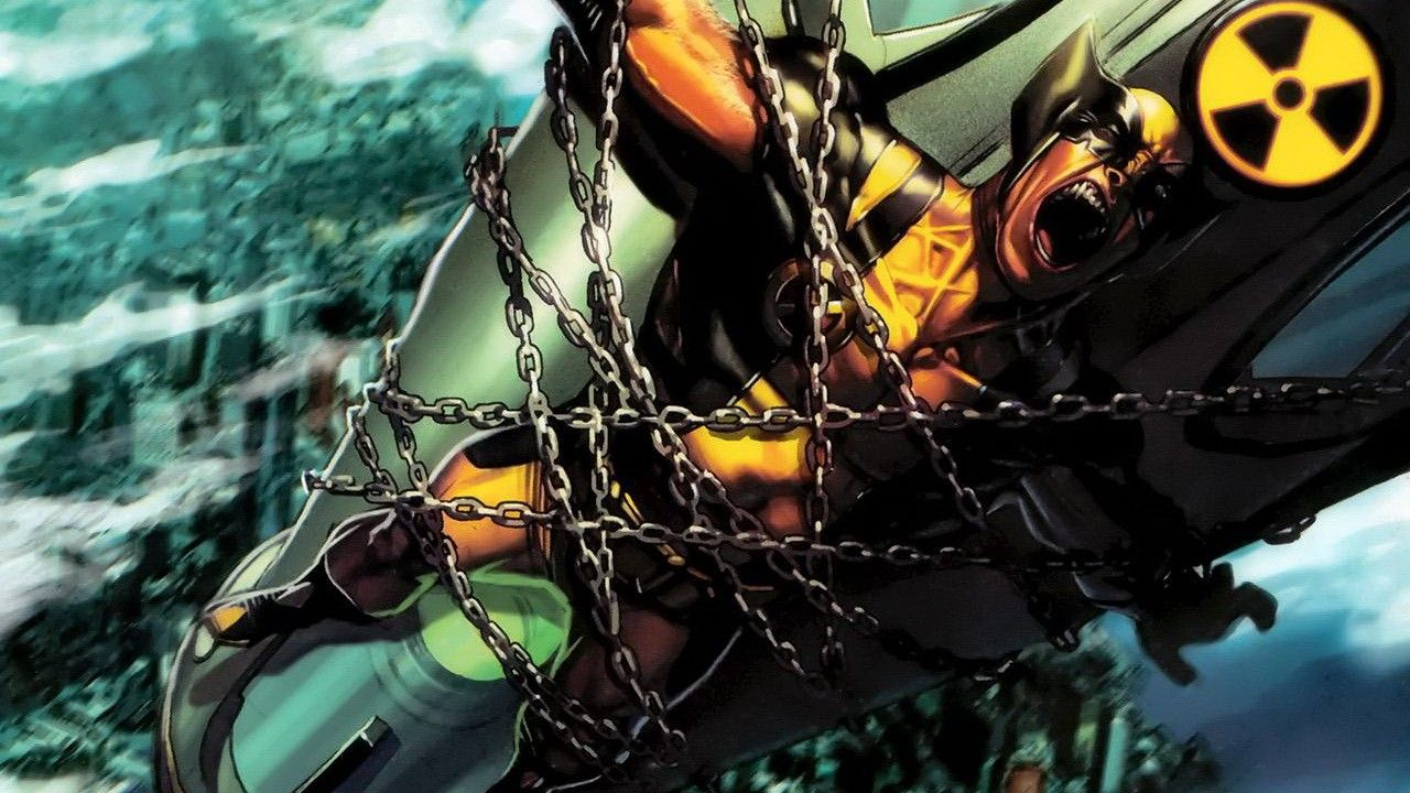 Comics X-Men Wolverine Marvel Comics / 1280x720 Wallpaper
