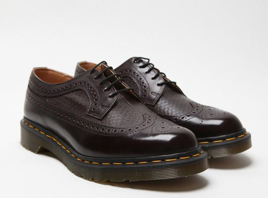 In Shoes Martens Men's England' Brogue 'made Dr 3989 qWgPwnCwB