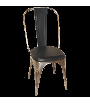 Chaise Avec Cuir Leather Factory Chaise Metal Chaise Cuir Veritable Cuir