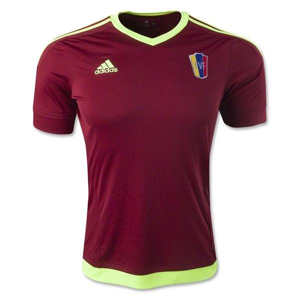 Venezuela 2015 Home Soccer Jersey