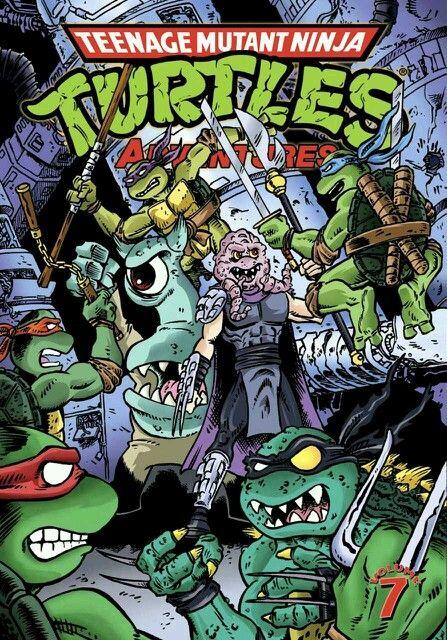 Teenage Mutant Ninja Turtles TMNT IDW