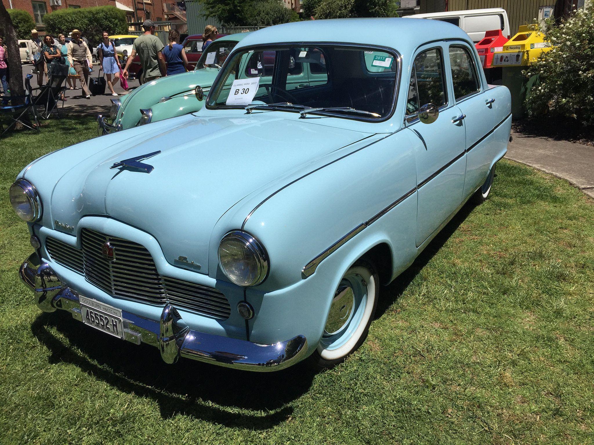 Image of Ford Zephyr 2.2 12v - [1950]
