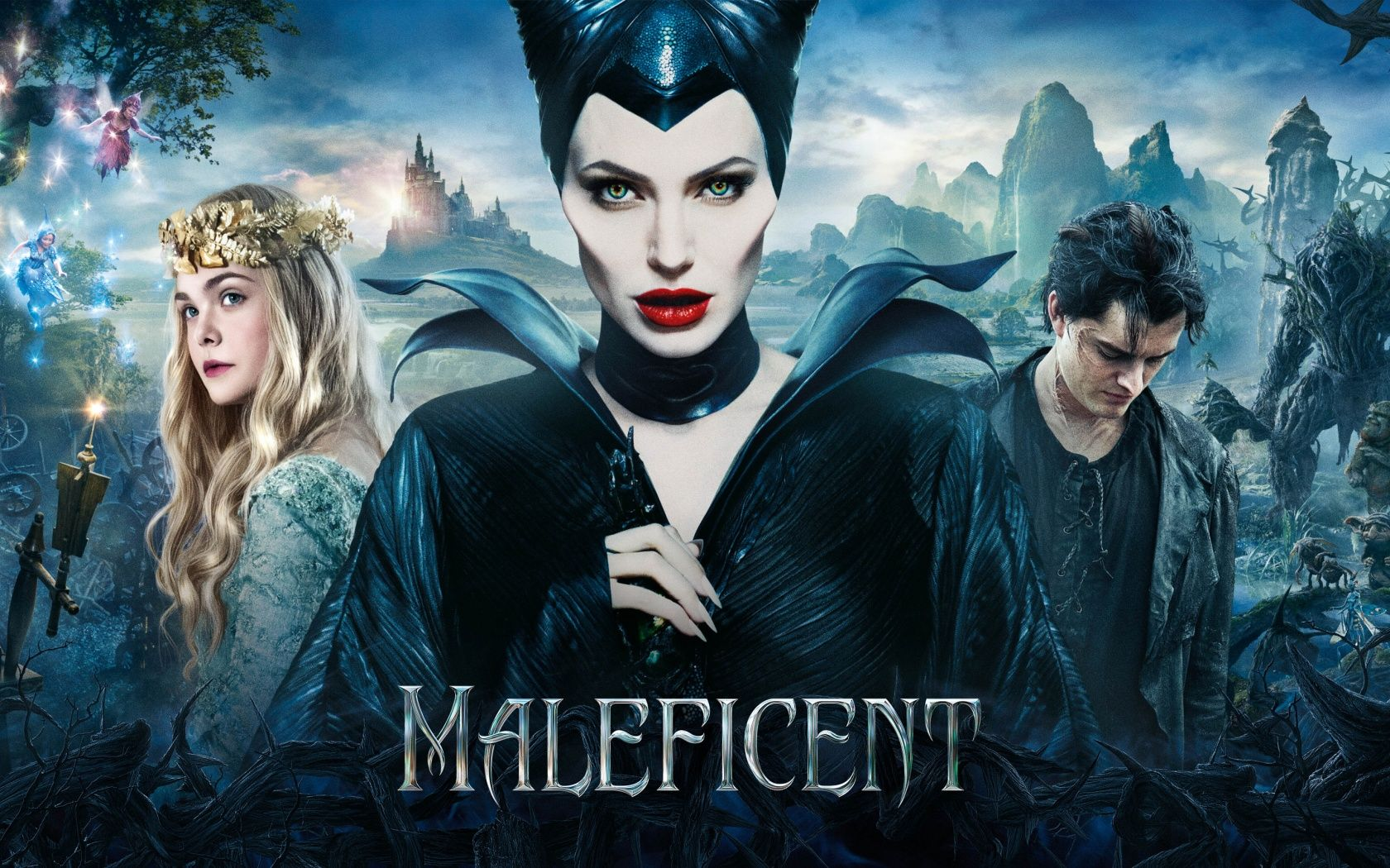 Film Review Maleficent 2014 Maleficent Movie