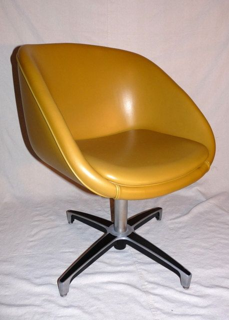 Mid Century Modern Dining Table And Chairsvansharpvintage Custom Leather Swivel Dining Room Chairs Design Inspiration