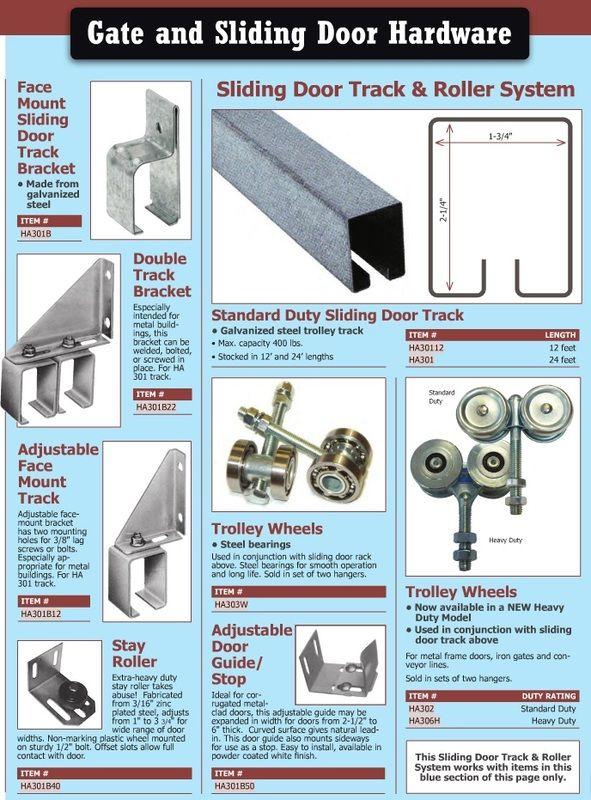 Metal Doors Overhead Track Metal Door Sliding Door Track Track Roller