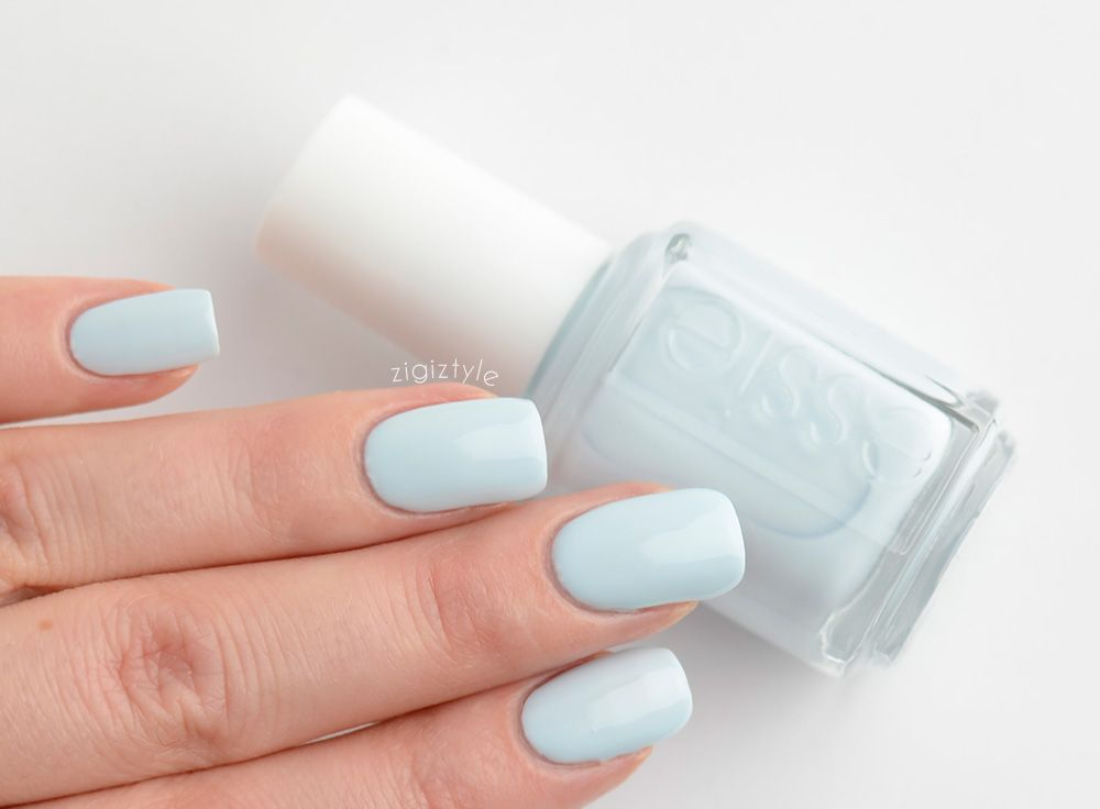 Essie Name : Find Me An Oasis. | Nail art | Pinterest | Esmalte ...