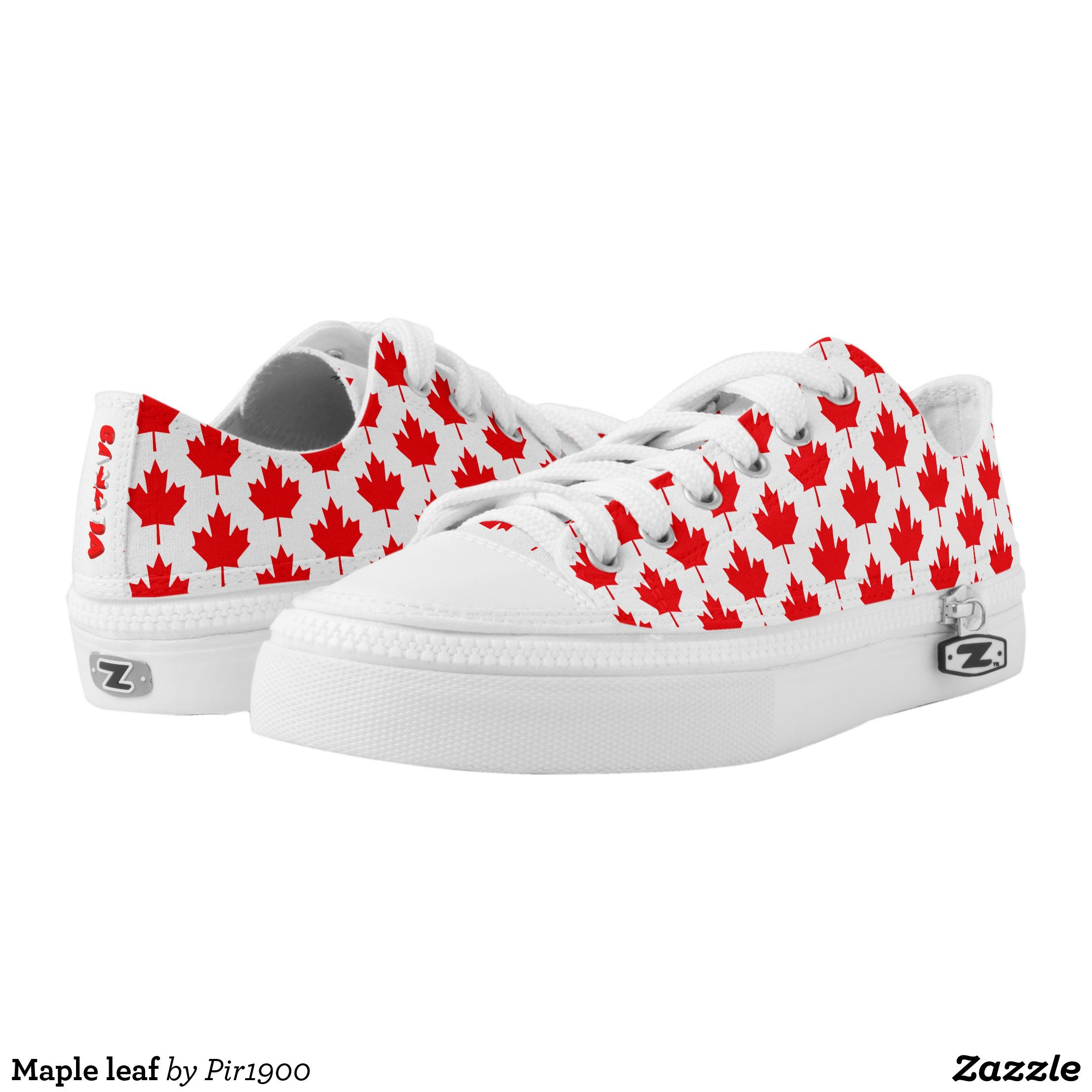 41b9422fa49d Maple leaf Low-Top sneakers - Canvas-Top Rubber-Sole Athletic Shoes By  Talented Fashion And Graphic Designers -  shoes  sneakers  footwear   mensfashion ...