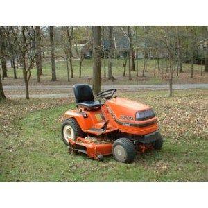 kubota g1700 g1800 g1900 g2000 garden tractor service repair manual rh pinterest com Kubota G1800 Manual Fuse Box Location kubota g1800 repair manual