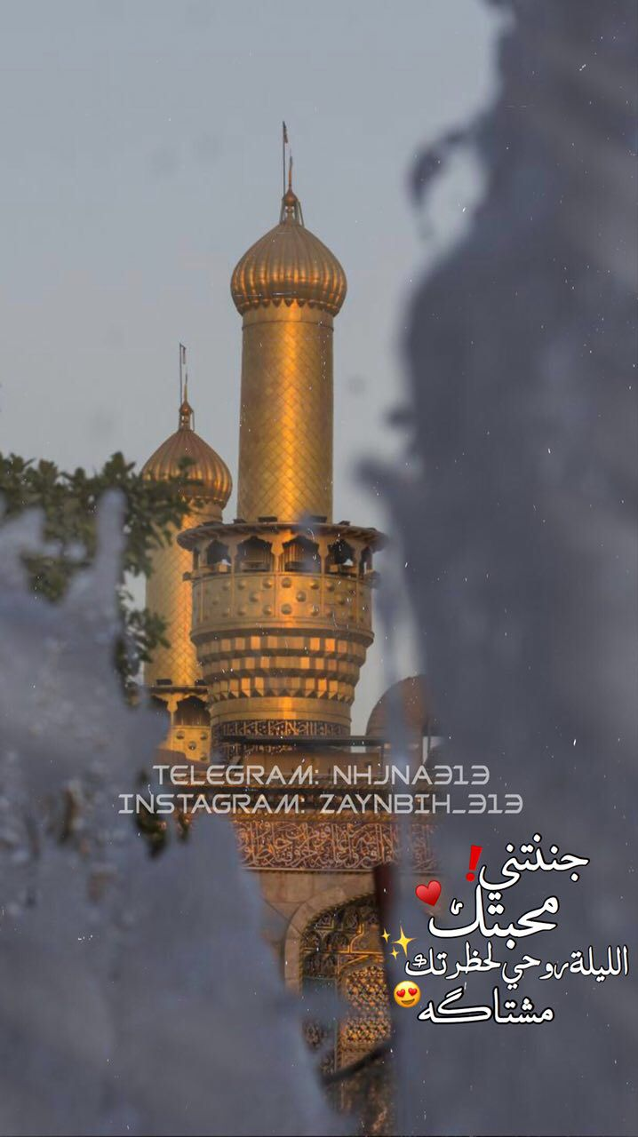 Pin By گرزآيهہ On رمزيات حسينية Karbala Photography Islamic Pictures Beautiful Places To Travel