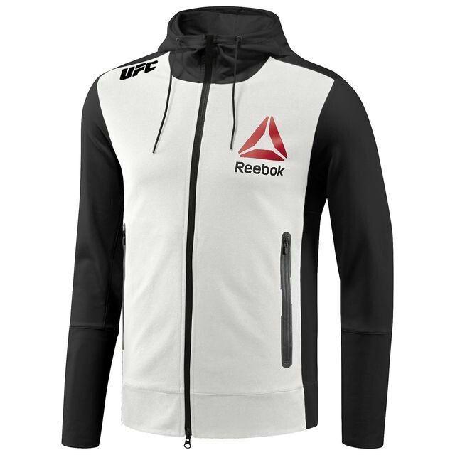 Ufc reebok hoodie | Mens lightweight hoodie, Black reebok