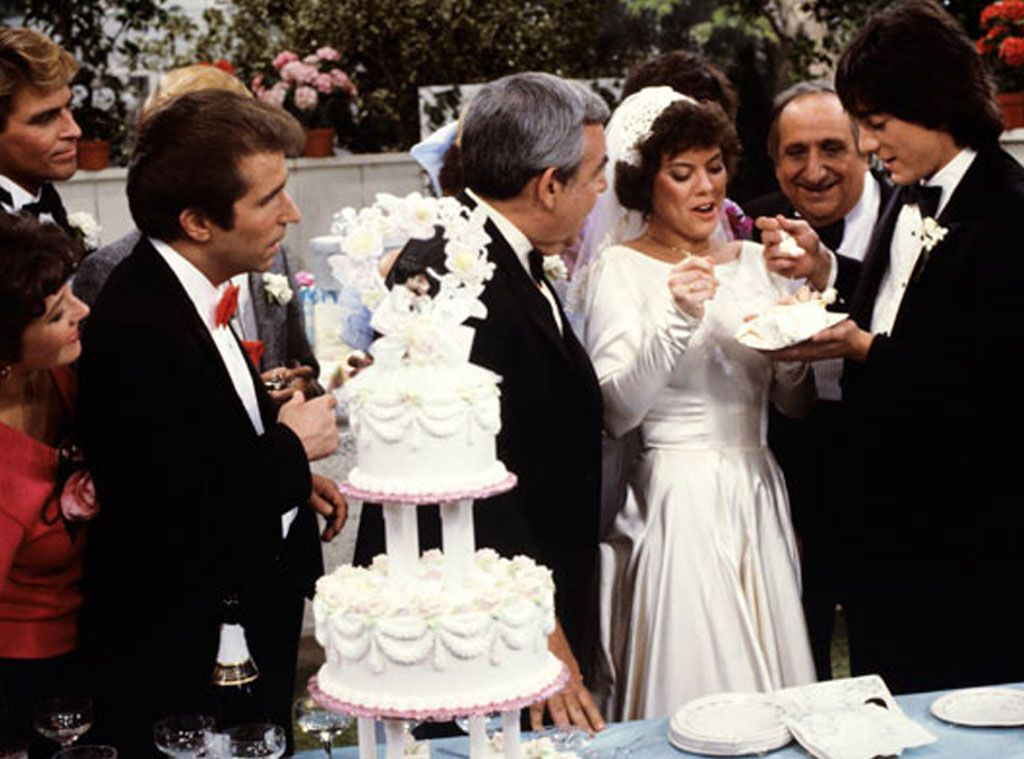 What Happened To The Happy Days Cast? Wedding movies, Tv