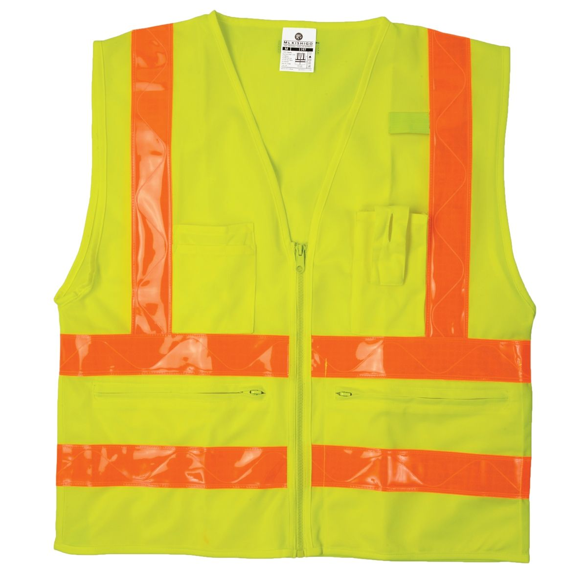 Park Art|My WordPress Blog_Class 3 Safety Vest With Pockets