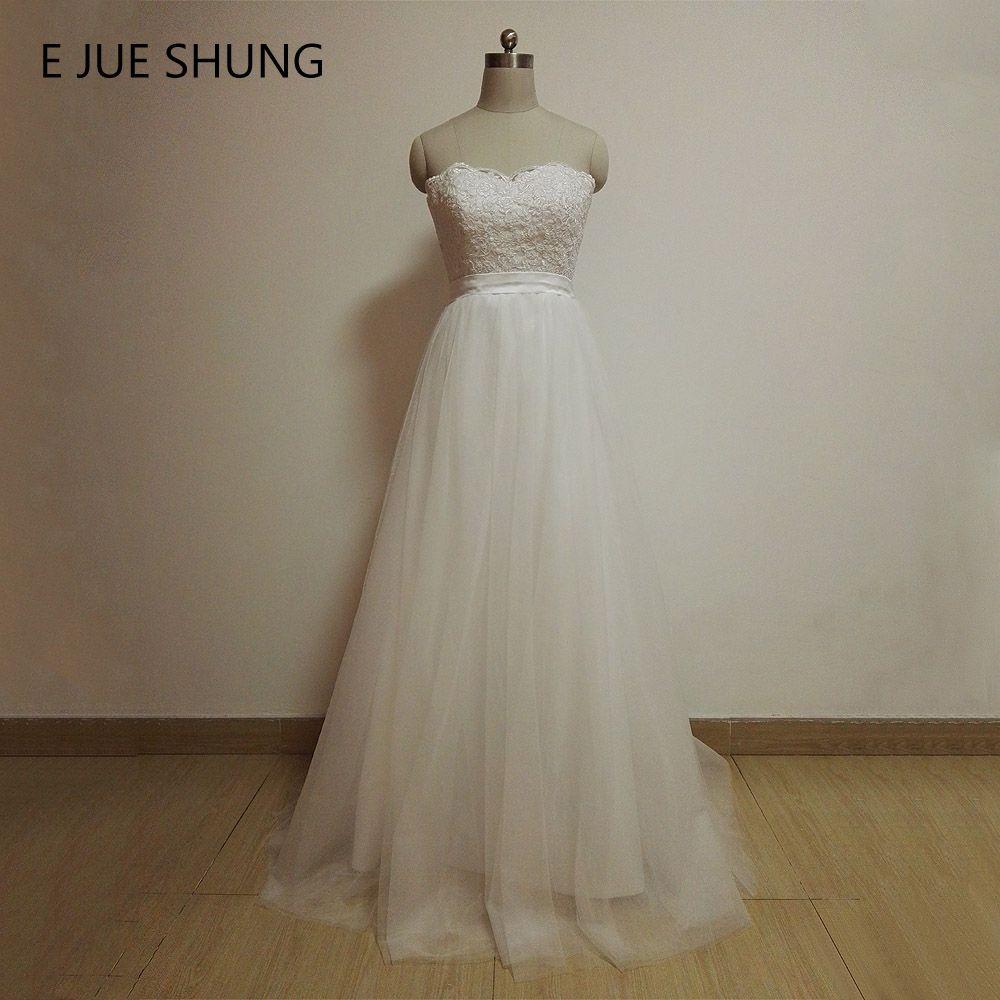 Click to buy ucuc e jue shung vintage lace appliques boho wedding